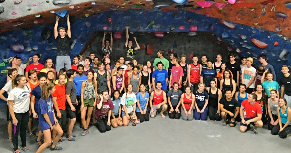 The Northeastern Recreational Climbing club